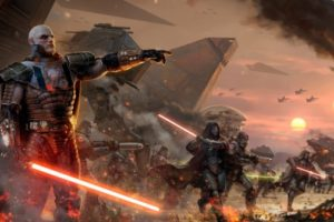 Star Wars: The Old Republic добралась до Steam