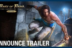 Ubisoft представила ремейк Prince of Persia: The Sands of Time
