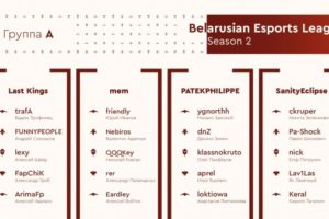 Belarusian Esports League Season 2