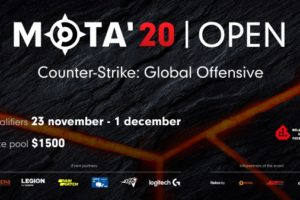 New META'20 Open is dedicated to Counter-Strike